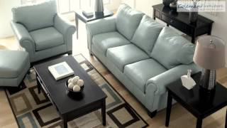 Allendale Mist Living Room Furniture From Millennium By Ashley