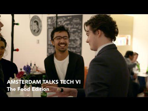 Amsterdam Talks Tech VI: FoodTech Aftermovie
