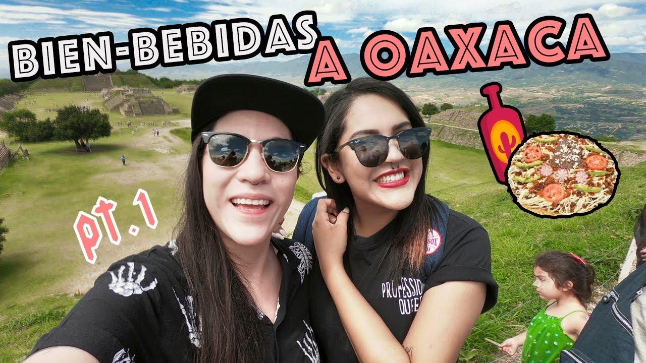 ACABAMOS CON TODO EL MEZCAL DE OAXACA | VLOG OAX PT. 1