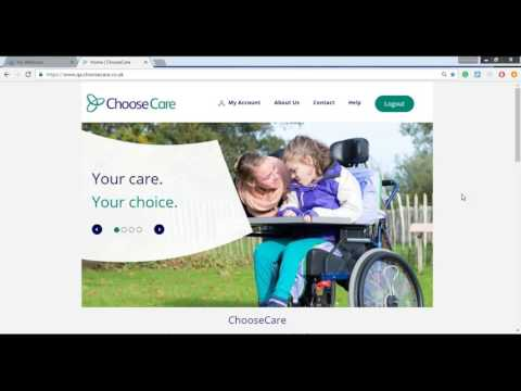 ChooseCare Webinar: Technology to revolutionise how people connect to care services