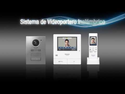 Videoportero PANASONIC VL-SWD501