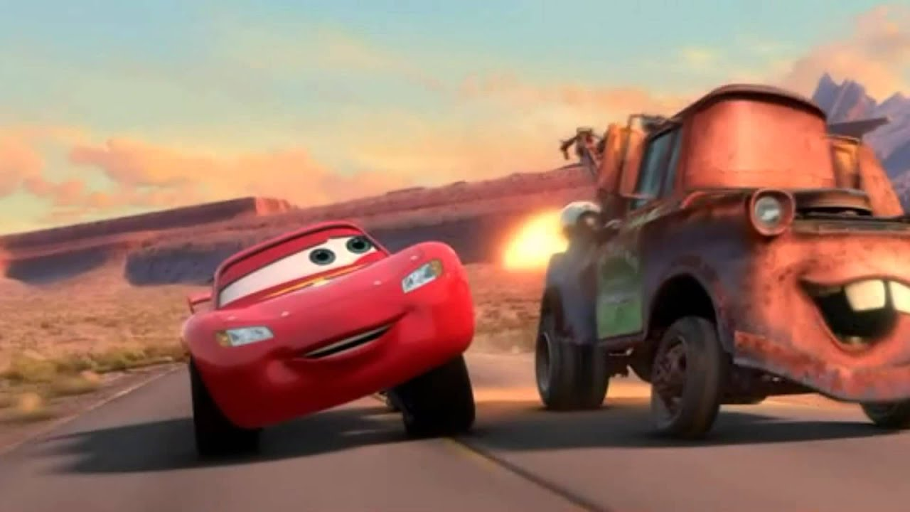 Mater Cars Wallpaper Cars 2 Slowmotion Rocket Mater Raketni Dajz Youtube