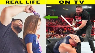 10 Tough WWE Wrestlers Who Are Nothing Like Their Characters - Kevin Owens & more