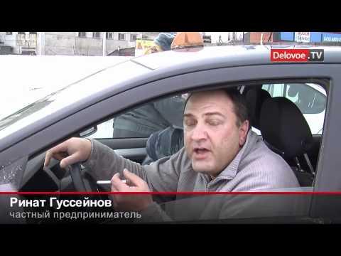 В СПб нелегалов-таксистов давили ГИБДД и  Такси 6000000