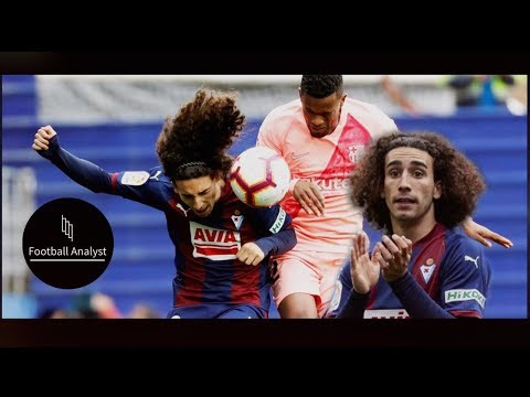 Cucurella vs Barcelona (H) ● Should Barcelona buy him back? Every Touches ● HD 60 fps (2019/5/19)