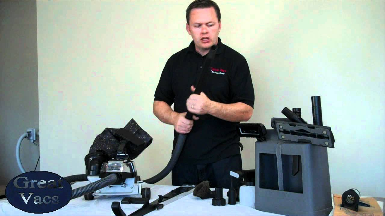 Miscellaneous Kirby Vacuum Attachment Functions Tips Tricks Youtube