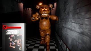FNAF + DARK DECEPTION! CHASED BY THE ANIMATRONICS! | FNAF Fazbear Deception (Five Nights at Freddys)