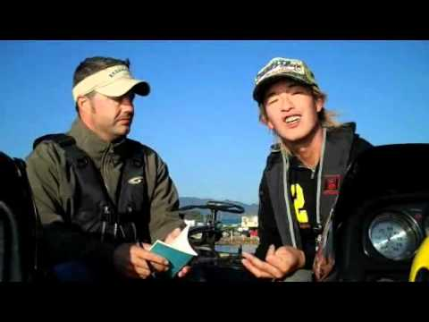 Manabu Kurita, record-holder for world record bass, part 2
