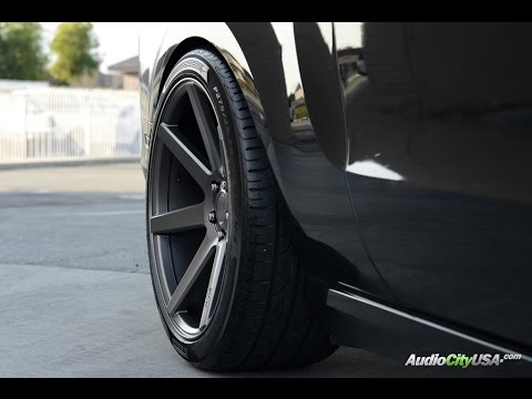 Niche Wheels Mustang >> Ford Mustang Gt 2014 On 20 Niche Wheels Youtube