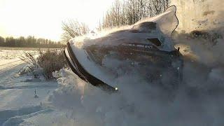 Реальный отзыв владельца о снегоходе Патруль 800