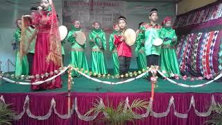 Lagu Qasidah - Mari oh Mari _ Penampilan MDTA Al- IKHWAN 19-12-2015 (Vocal Putri)