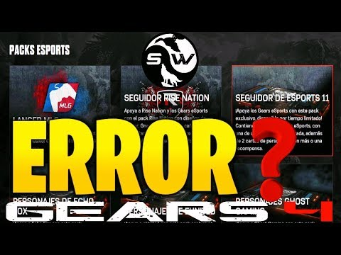 GEARS OF WAR 4 | eSports Serie 11, Cambios en los SKINS (MIDNGHT OMEN & SYNDROME) TEAM ANIMAL