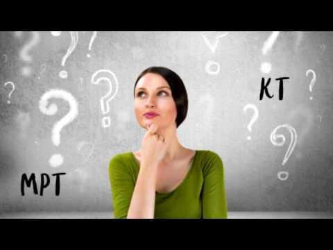 МРТ или КТ: что лучше?