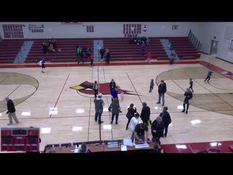 Nedrose High School vs. South Prairie High S Varsity Womens' Basketball