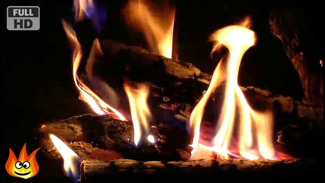 Soft Crackling Fireplace for Ultimate Relaxation and Sound Sleeping HD  YouTube
