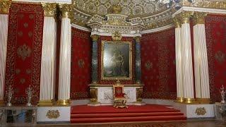 Красные комнаты в Эрмитаже(Эрмитаж (ermitage) – в переводе с французского обозначает «место уединения, затворничество». Это связано с..., 2016-02-18T21:56:39.000Z)