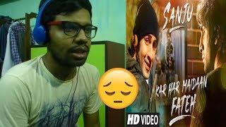 Kar Har Maidaan Fateh|SANJU|Ranbir Kapoor|Sukhwinder Singh,Shreya Ghoshal|Reaction & Thoughts