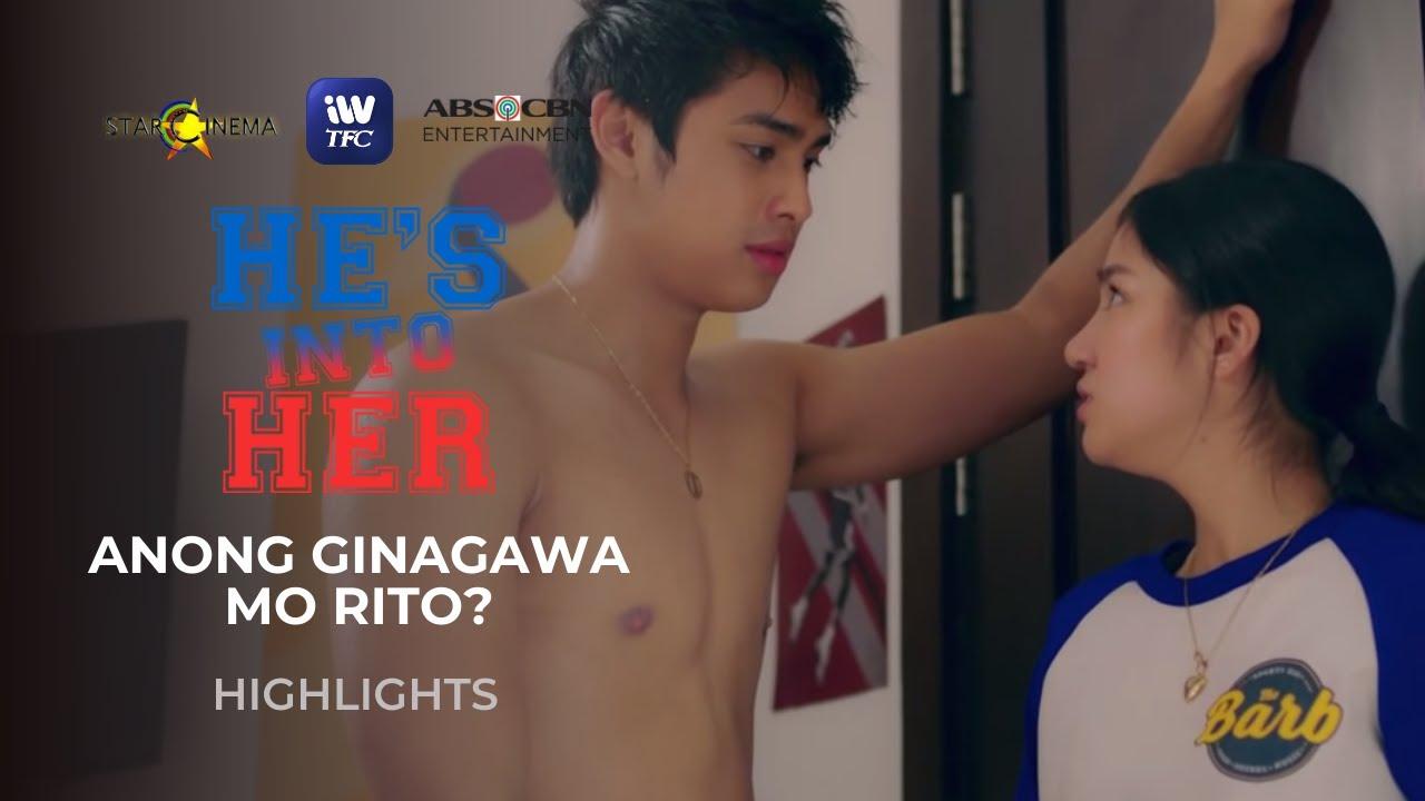 Anong ginagawa mo rito? | He's Into Her Highlights