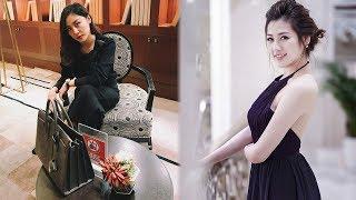 Á hậu Tú Anh xinh đẹp giàu có,nhưng nhìn sang Văn Mai Hương cũng tài năng sang chảnh không kém!