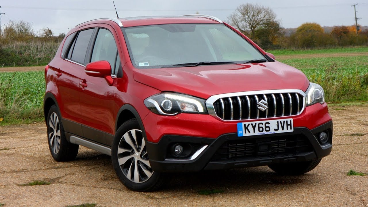 suzuki sx4 s cross 2018 car review youtube. Black Bedroom Furniture Sets. Home Design Ideas