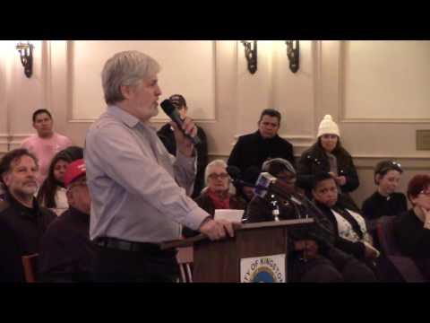 3-5 City of Kingston Organizational Meeting 1/10/2017