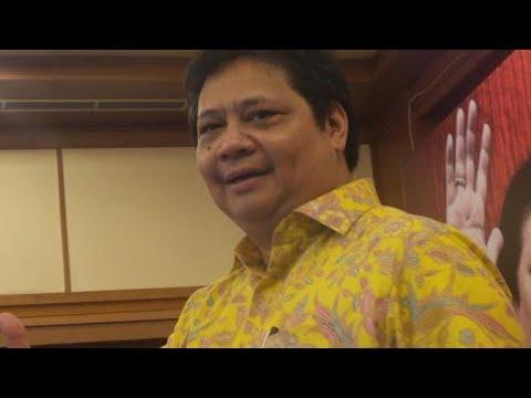 Airlangga: Golkar Perjuangkan Jokowi-Ma'ruf di Daerah Mp3