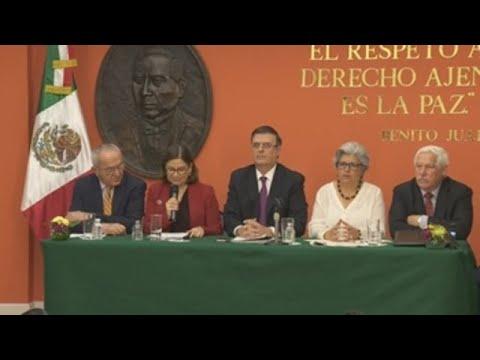 Resultado de imagen para EE UU y México alcanzan un acuerdo migratorio y Trump suspende los aranceles