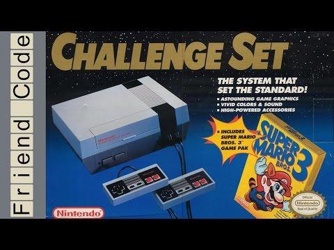 Friend Code - Nintendo Memories Part 1