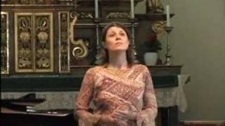 A. Schönberg - Erwartung op.2/1 - L. Gracova