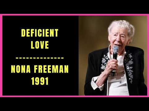 Deficient Love by Nona Freeman 1991