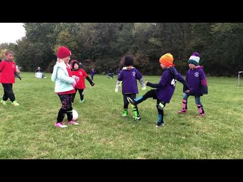 Parker's Soccer Game | Central Soccer Club Silver Lake WI ⚽️🦈