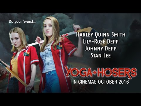 Download YOGA HOSERS Official Trailer Indonesia