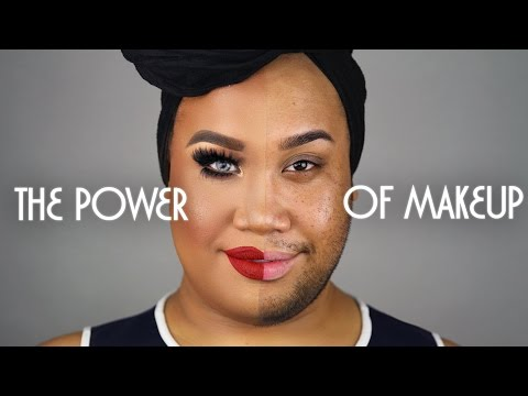 Thumbnail: THE POWER OF MAKEUP | PatrickStarrr
