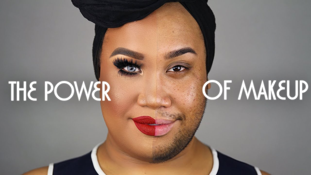 THE POWER OF MAKEUP | PatrickStarrr - YouTube