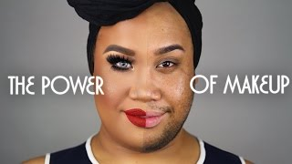 THE POWER OF MAKEUP | PatrickStarrr