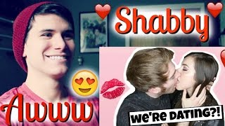 MAKING OUT with SHANE DAWSON - The Gabbie Show - Reaction!