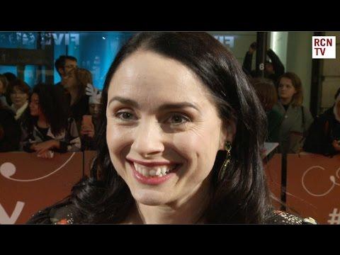 Laura Fraser Interview - Peter & Wendy - ITV Gala