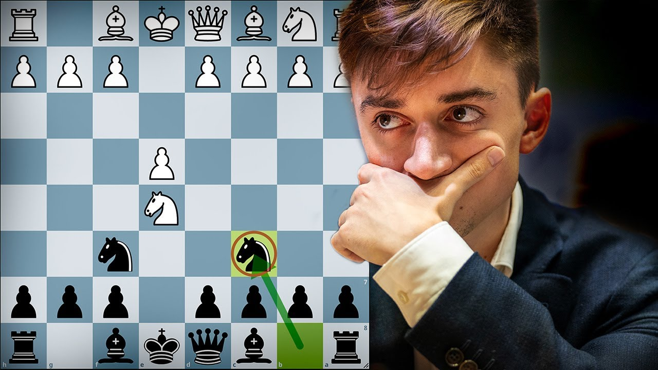 Download How Dubov Beat Hou Yifan with the Stafford Gambit