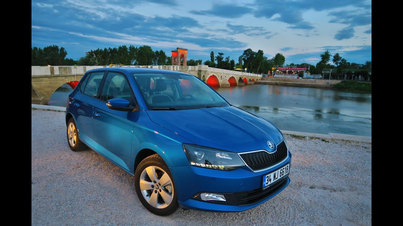 new 2015 skoda fabia 1 2 tsi dsg acceleration test 0 100. Black Bedroom Furniture Sets. Home Design Ideas