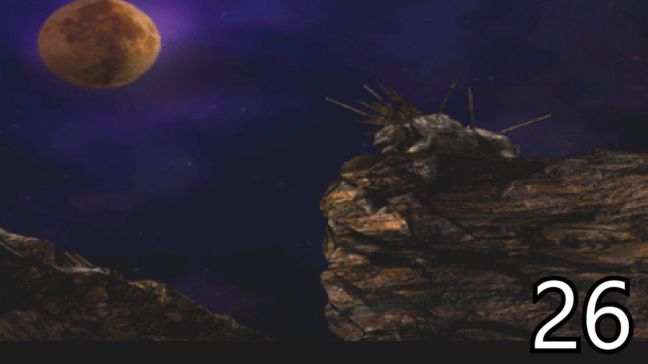 Ff7 Karte.Final Fantasy Vii Walkthrough Part 26 Cosmo Canyon Hd