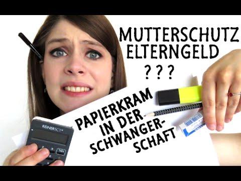 Schwanger? - Mutterschutz, Elterngeld, Teilzeitarbeit, uvm.