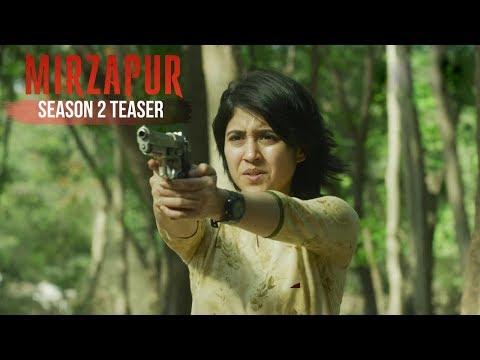 Mirzapur Season 2 New Teaser, The Family Man 2, & More | Amazon prime