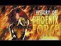 History of The Phoenix Force