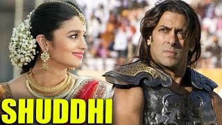 Alia Bhatt The Lead Heroine With Salman Khan In Shuddhi