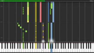 [PIANO] DragonForce - Where Dragons Rule