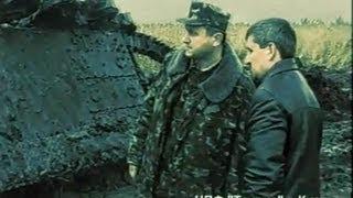 Подъём танка Sherman М4А2 США Черкасская область.