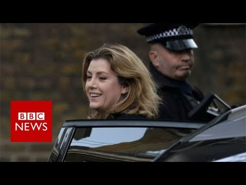 Penny Mordaunt replaces Priti Patel in UK's cabinet reshuffle - BBC News