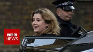 Penny Mordaunt replaces Priti Patel in UK's cabinet reshuffle - BBC News thumbnail