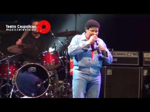 Chubby Checker live Teatro Caupolican 2013 , compact video