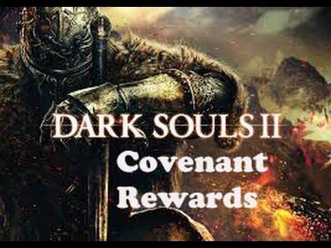Dark Souls 2 Covenant Rewards & Platinum Trophy